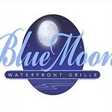 Blue Moon Waterfront Grille Logo