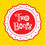 Two Boots Pizza Logo