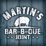 Martin's Bar-B-Que Joint Logo