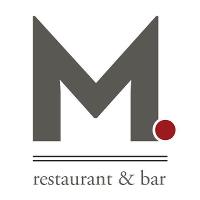M Restaurant & Bar Logo
