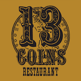 13 Coins - Pioneer Square Logo