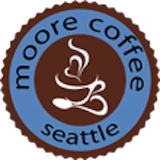 Moore Coffee Shop Logo