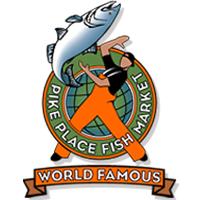 Pike Place Fish Market Inc Logo