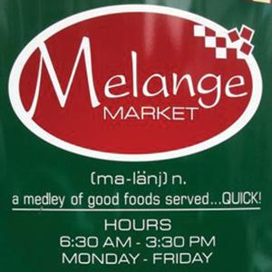 Melange Market (1201 3rd Ave) Logo