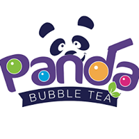 Panda Bubble Tea Logo
