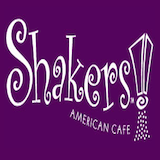 Shakers American Cafe Logo