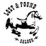 The Lost and Found Saloon Logo