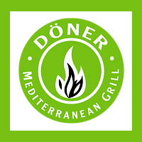 Doner Mediterranean Grill Logo