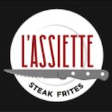 L'Assiette Steak Frites Logo