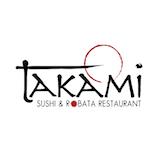 Takami Sushi Logo
