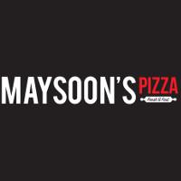 Maysoons Pizza Logo