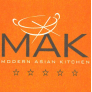 MAK Modern Asian Kitchen Logo