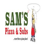 Sam's Pizza Logo
