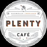 Plenty Cafe - Queen Village Logo