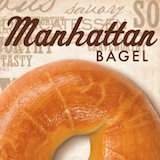 Manhattan Bagel (125 S 18th St) Logo