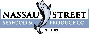 Nassau Street Seafood Logo