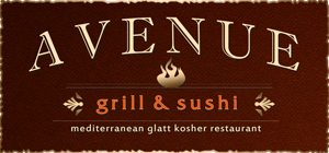 Avenue Grill and Sushi Logo