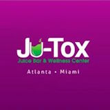 Ju-Tox Juice Bar & Wellness Center Logo