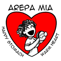 Arepa Mia Logo