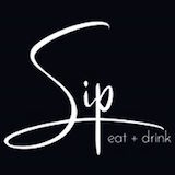 Sip eat + drink Logo