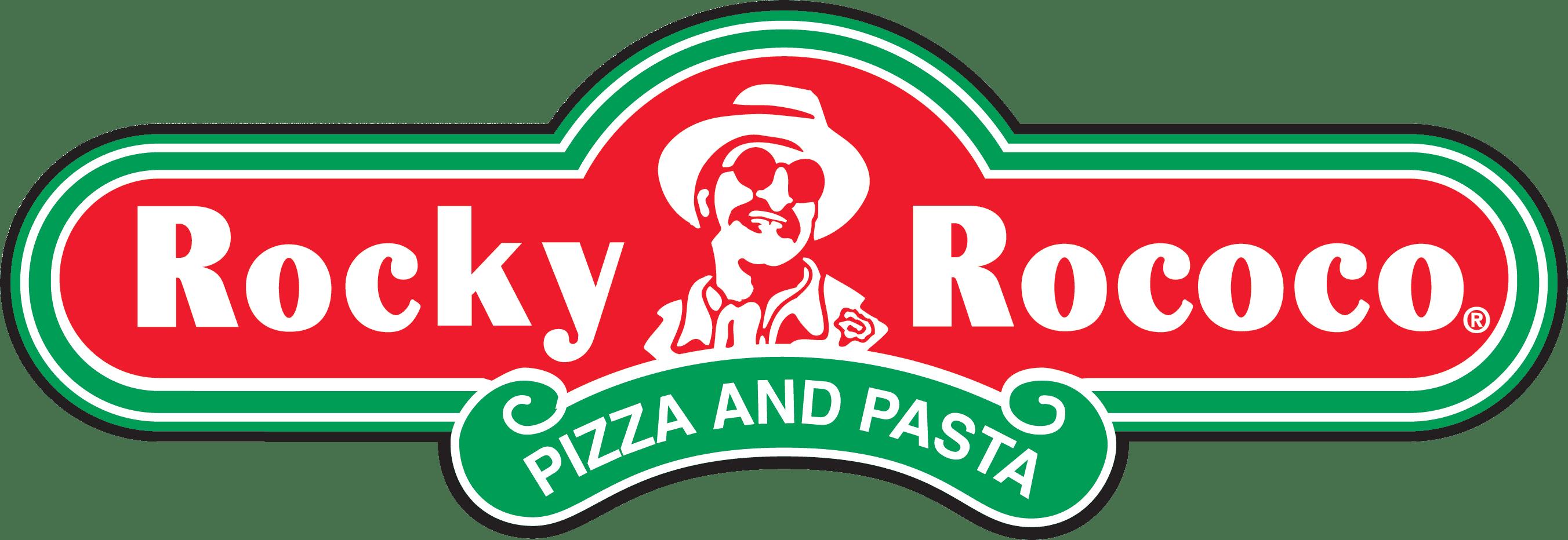 Rocky Rococo - Waunakee Logo