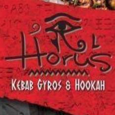 Horus restaurant Logo