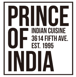 Prince of India Logo