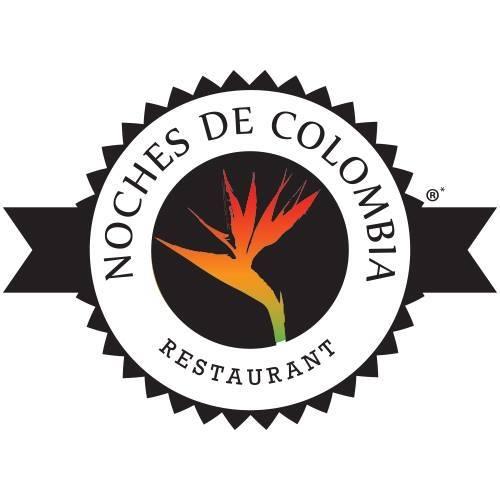 Noches de Colombia RT46 South Hackensack Logo