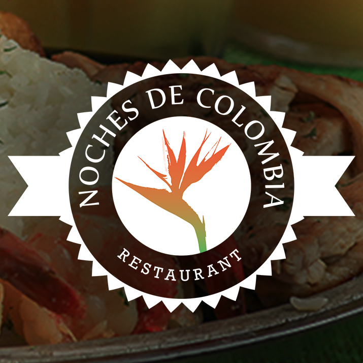 Noches de Colombia - 5709 Bergenline Ave, West New York, NJ Logo