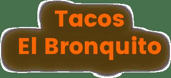 Tacos El Bronquito Logo