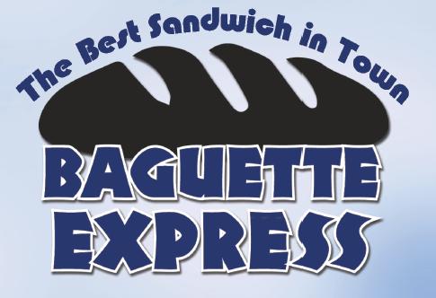 Baguette Express- Midwood Logo