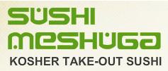 Sushi Meshuga Logo
