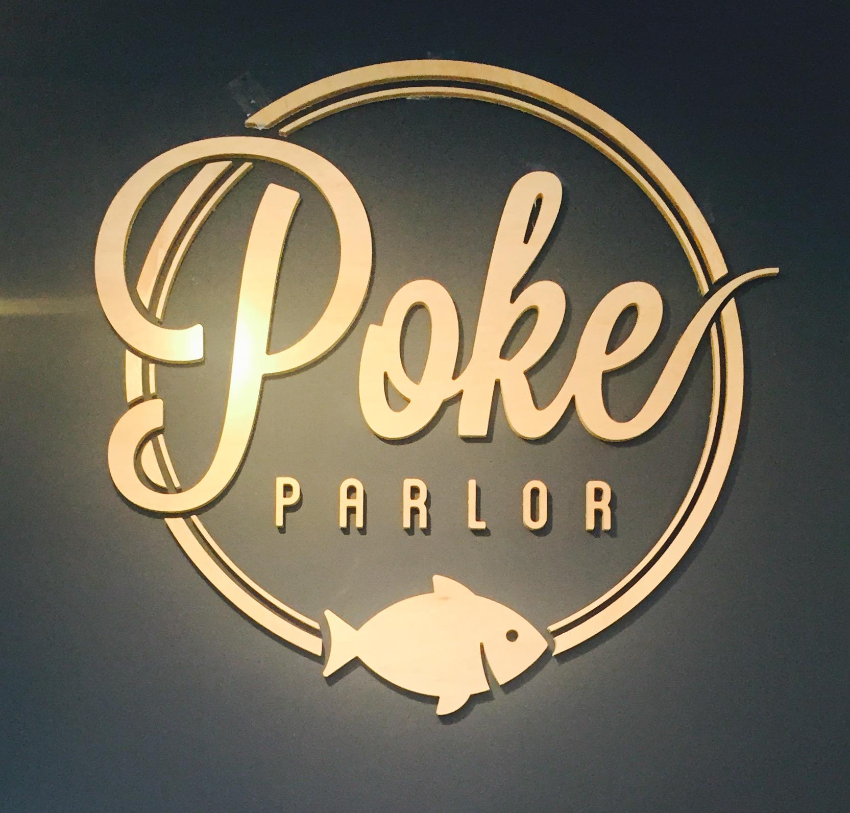 Poke Parlor Logo