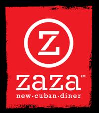 Zaza New Cuban Diner (Curry Ford Rd) Logo