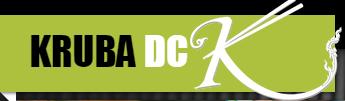 Kruba DC Thai & Sushi Logo