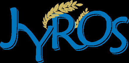 Jyros Twisted Gyros Logo