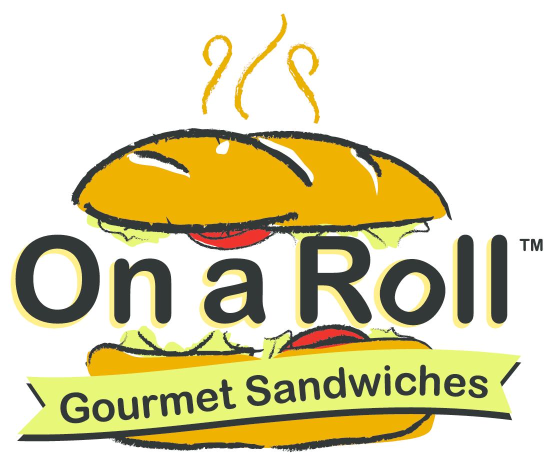 On A Roll Catering La Jolla Village Logo
