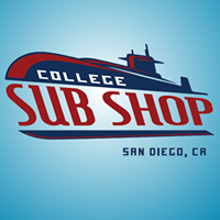 College Sub Shop Logo