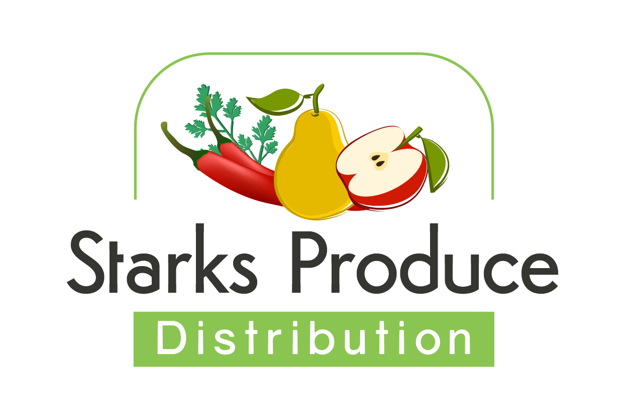 Starks Produce Distribution -- Los Angeles Logo