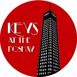 Keys Cafe-Foshay Logo