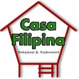 Casa Filipina Restaurant and Bakeshop Logo