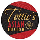 Tottie's Asian Fusion Logo
