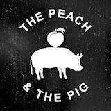 The Peach & The Pig Logo