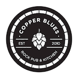 Copper Blues Logo