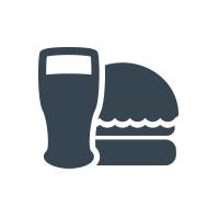 Rialto Poolroom Bar & Cafe Logo