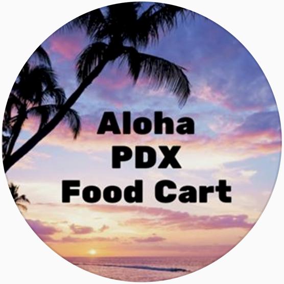Aloha! PDX Logo