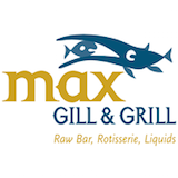 Max Gill and/& Grill Logo