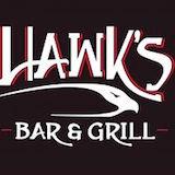 Hawk's Bar and Grill Logo