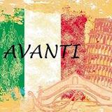 Avanti Pizza & Pasta Logo
