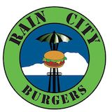 Rain City Burgers Logo